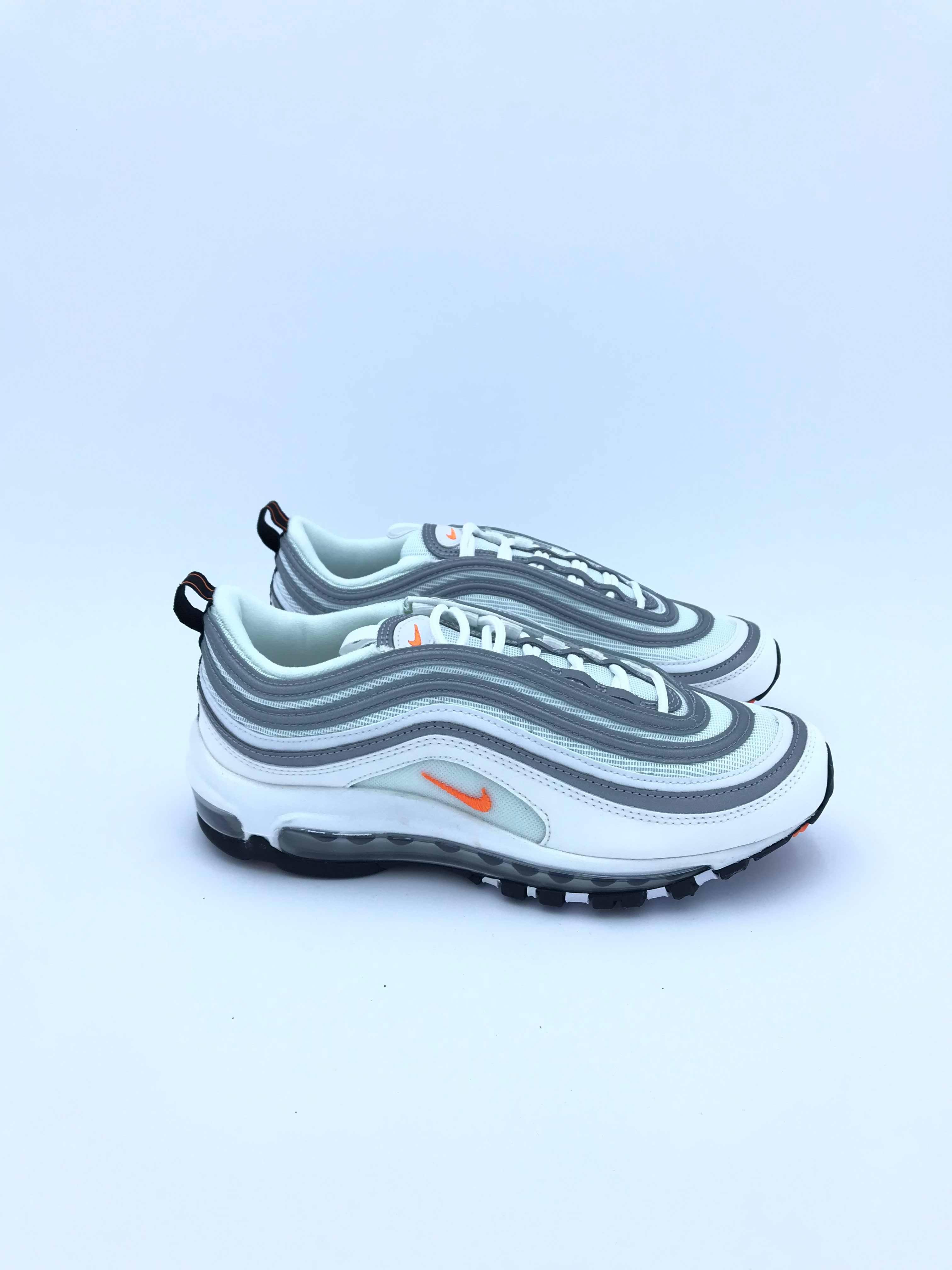 air max 97 silver blu