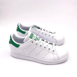 ADIDAS STAN SMITH M20324 WHITE/GREEN ( DAL 39 AL 45 )